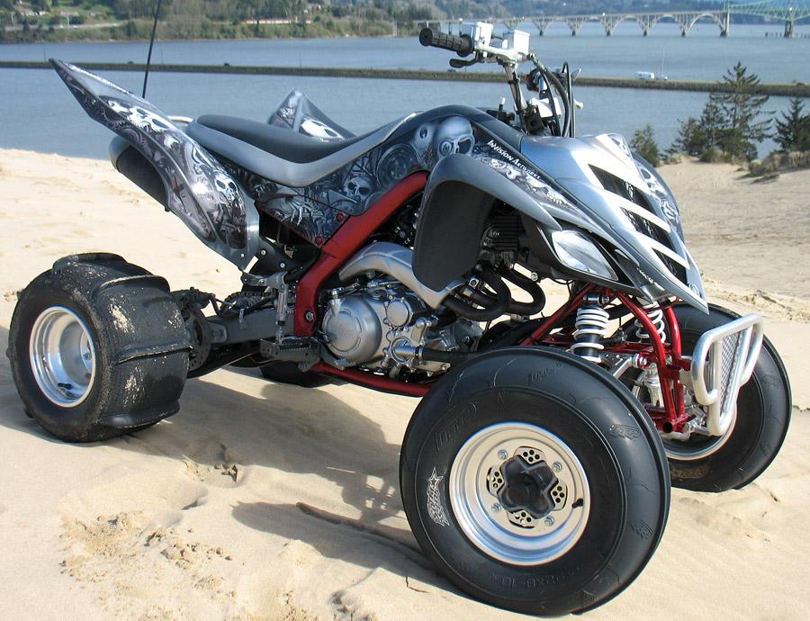 700+raptor+custom